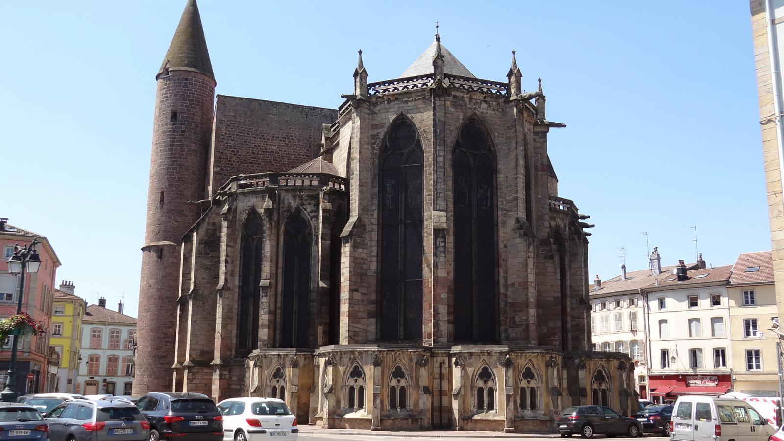 basilique saint maurice epinal